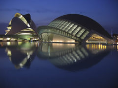 Miasteczko Sztuki i Nauki w Walencji
